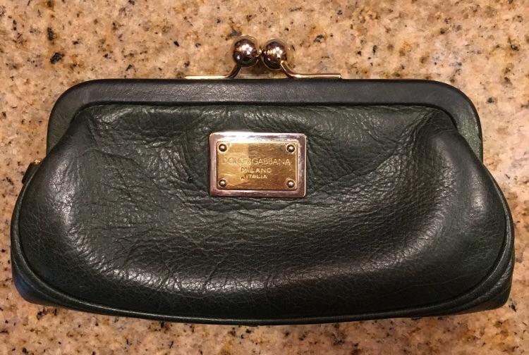 Dolce and Gabbana coin bag