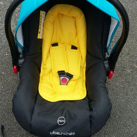 Uber Child Car Seat