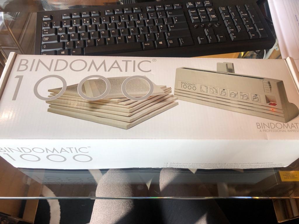 Bindomatic 1000