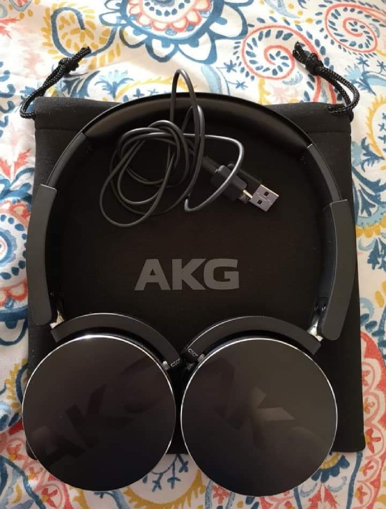 AKG C50BT Wireless Headphones
