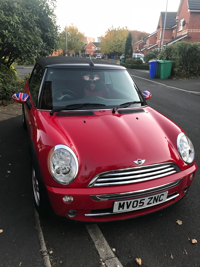 Mini One Convertible for Sale, LOW MILEAGE