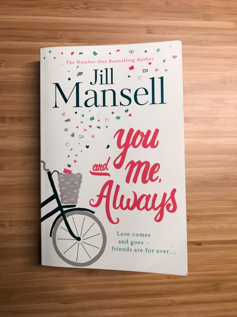 You and Me, Always - book by Jill Mansell