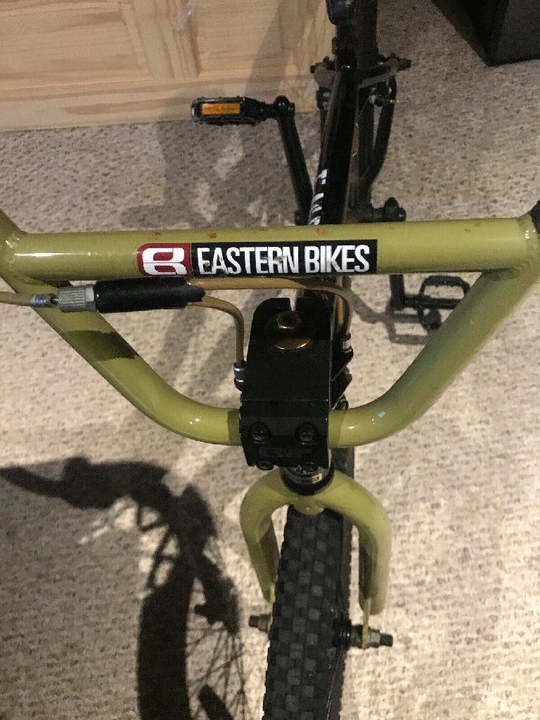 Eastern Traildigger BMX
