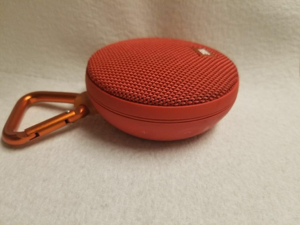 JBL CLIP 2 - IPX7 Waterproof Portable Bluetooth Wireless Speaker