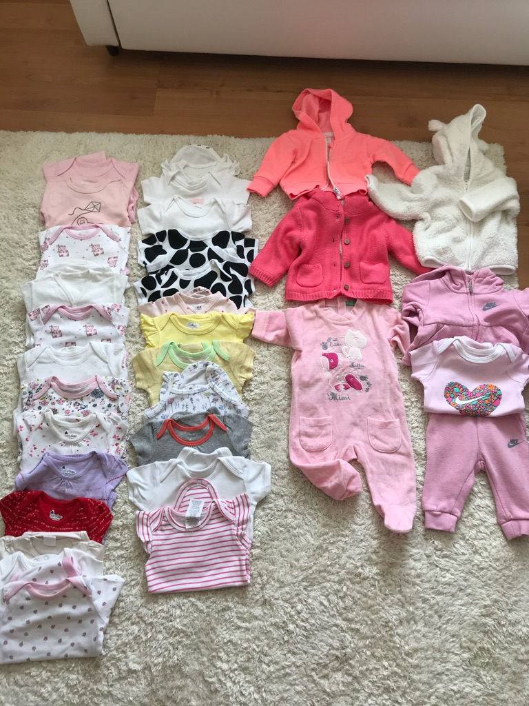 Baby clothes  0-3 months,3-6 months 0-6 months