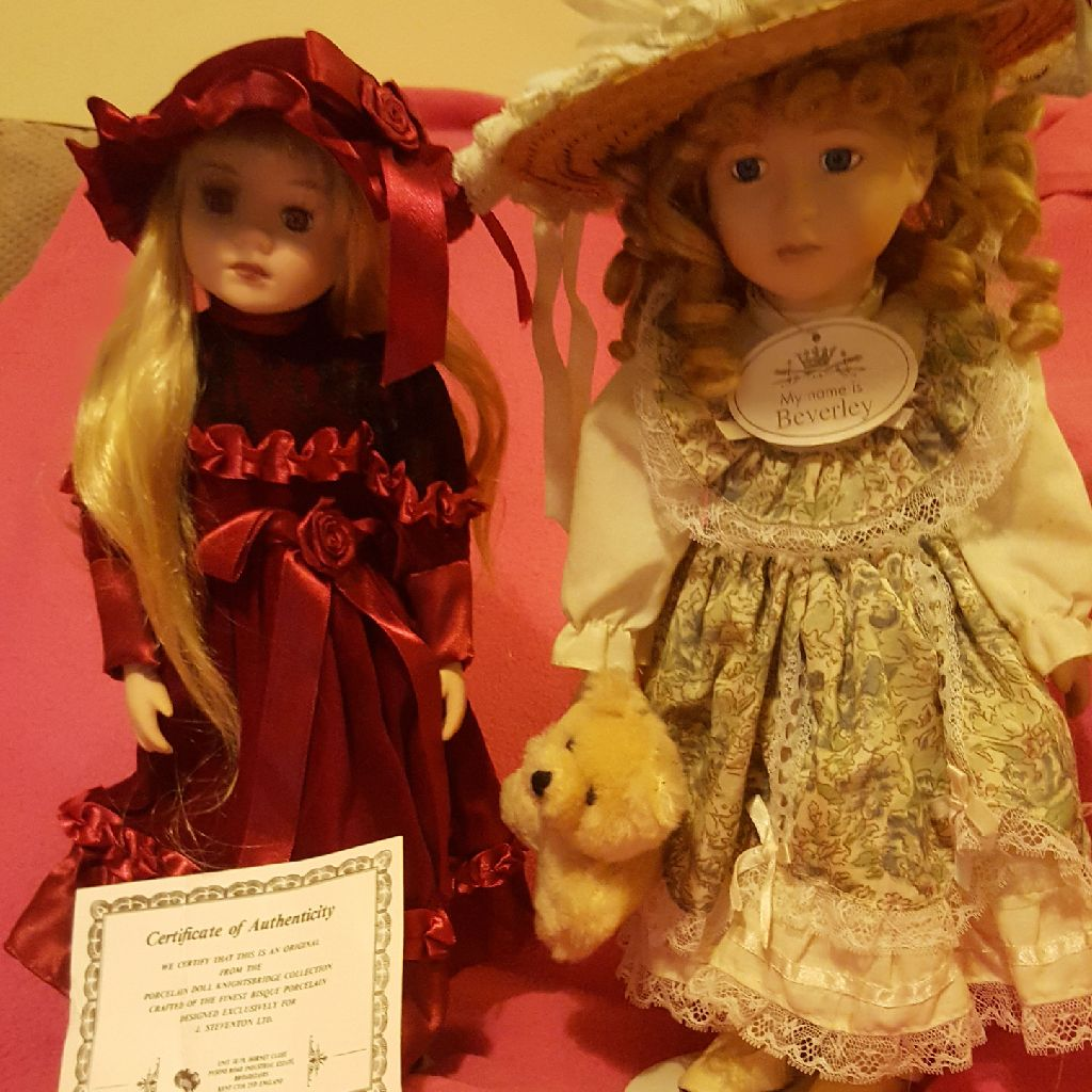Knightsbridge collectable dolls for sale