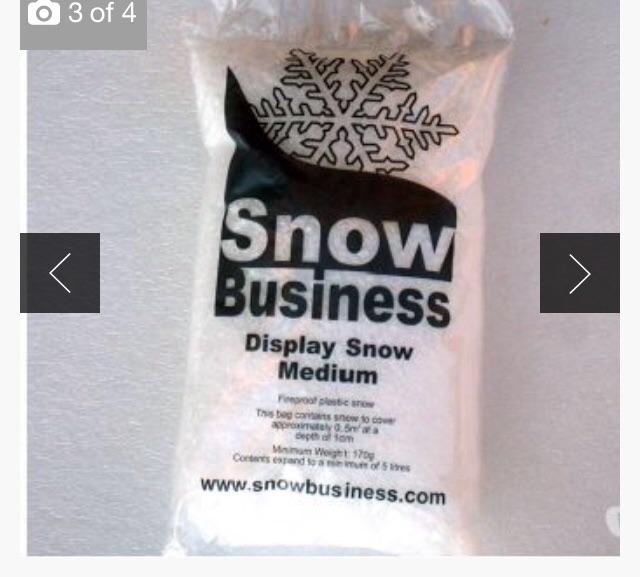 Premium snow