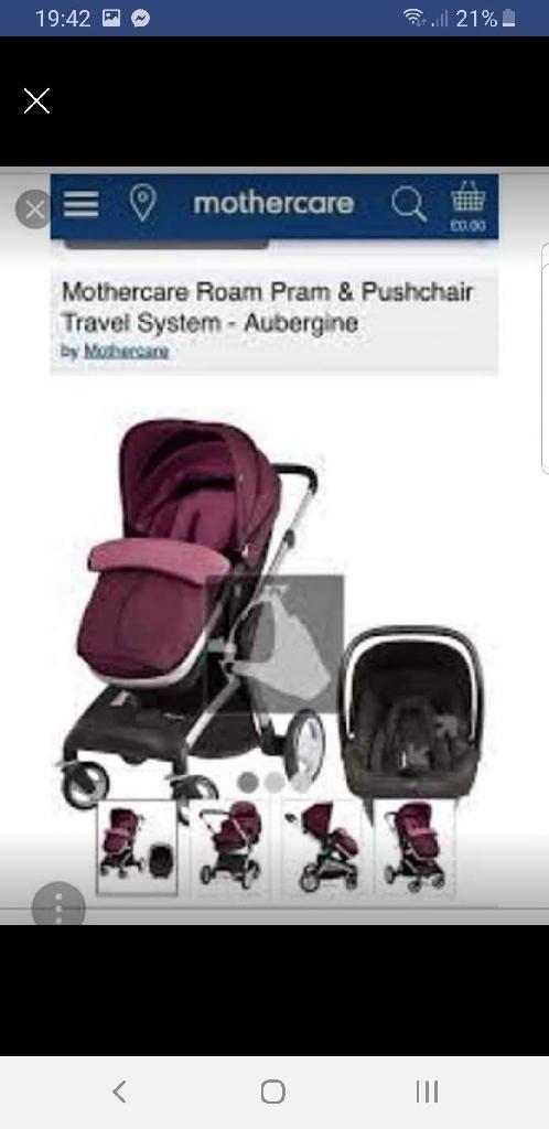 Mother care roam system