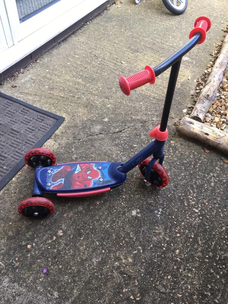 Scooters balance bike