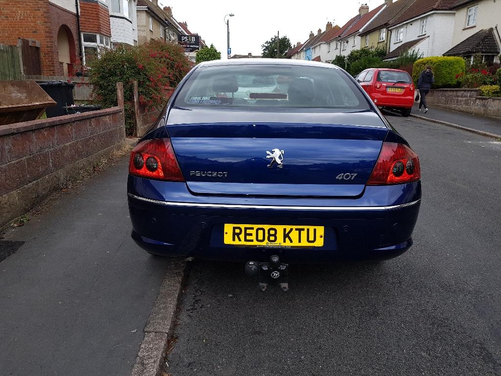 Peugeot 407 sport