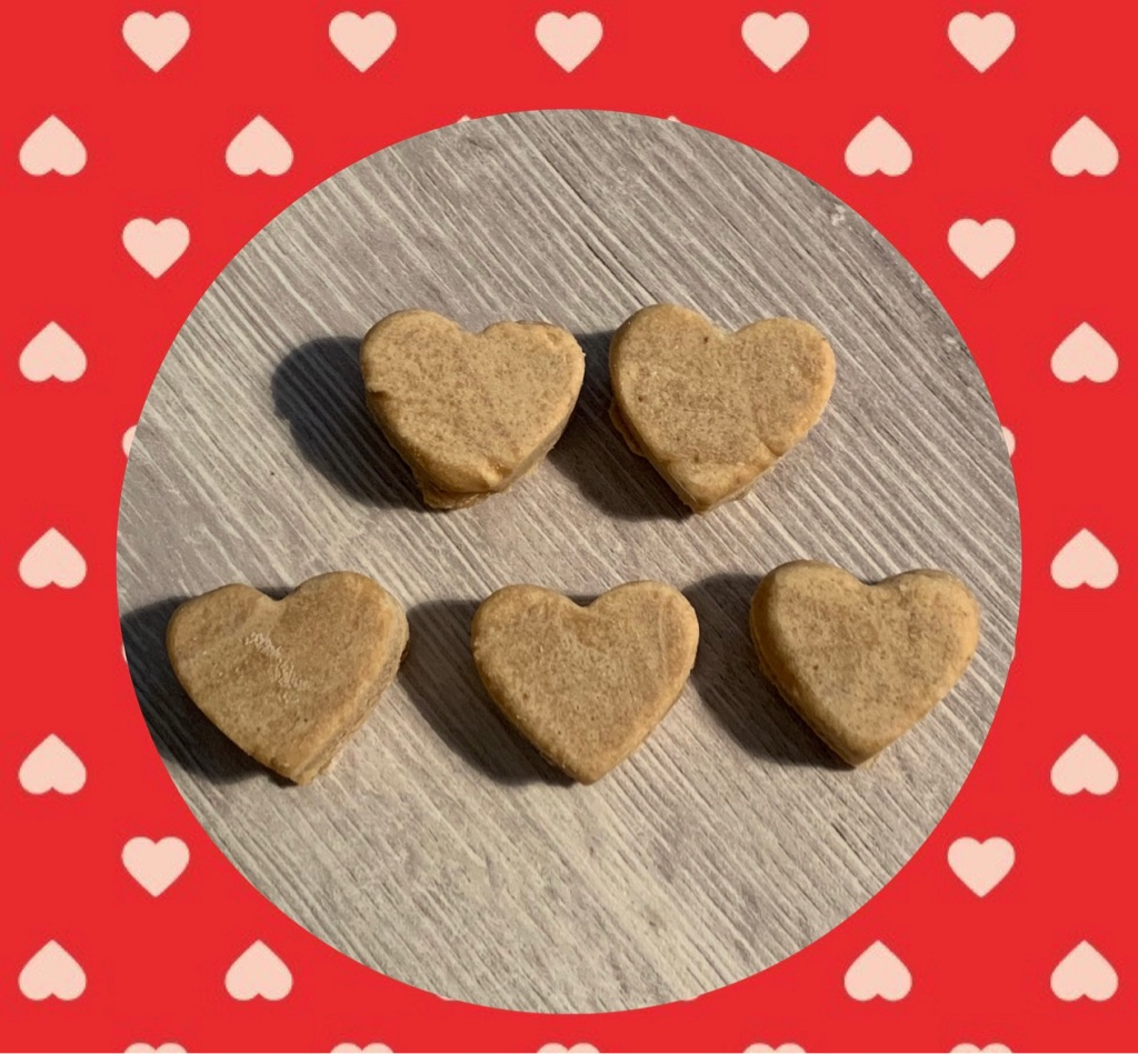 Valentines Traditional Fudge Pieces - Gift / Treat
