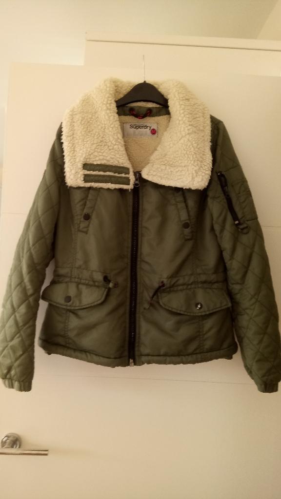 Ladies Superdry Jacket 12/14