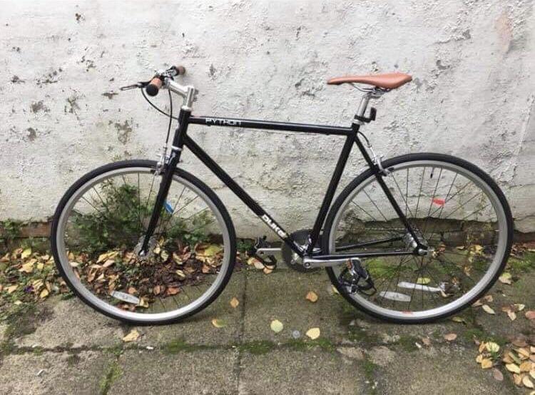 Python Bike Duke (2017)