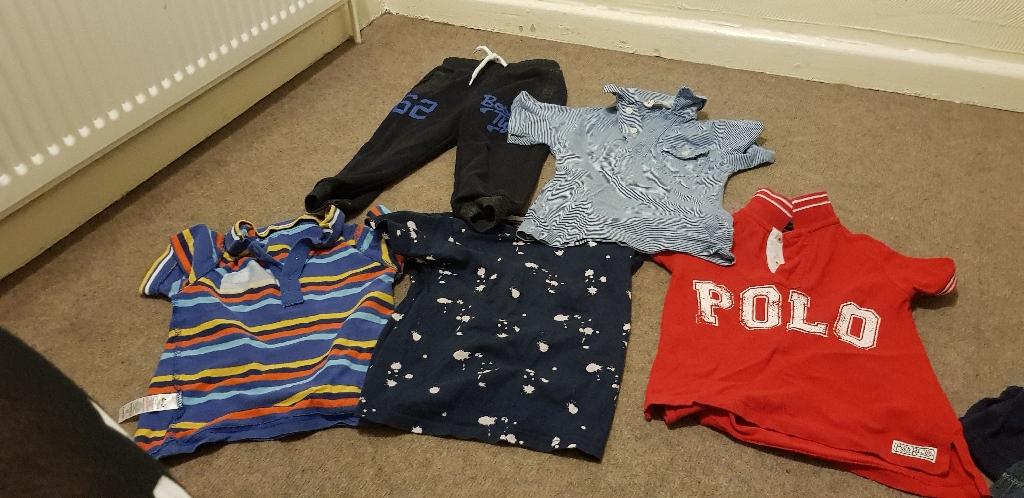 Boys clothes bundle 3_4