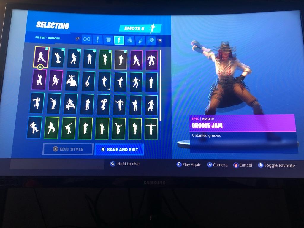 Fortnite Battle Royale Account