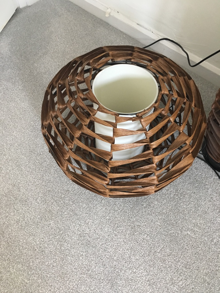 Next lamps & light shade