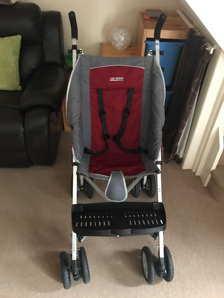 'Do Buggy' Special Needs Pushchair