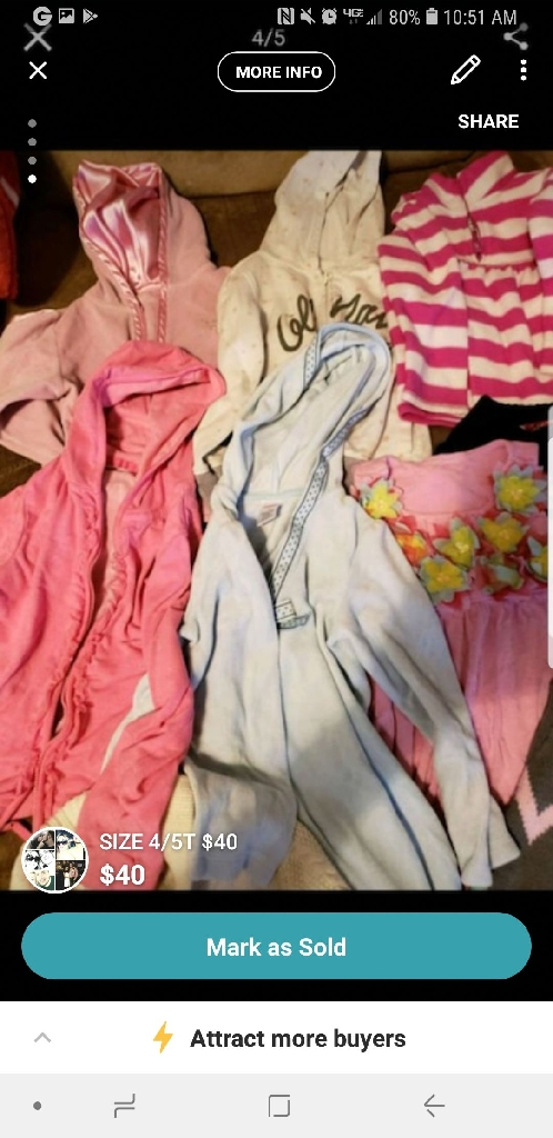4/5T huge lot SOME NEW WITH TAGS