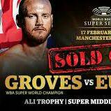 Groves v eubank Jr tickets