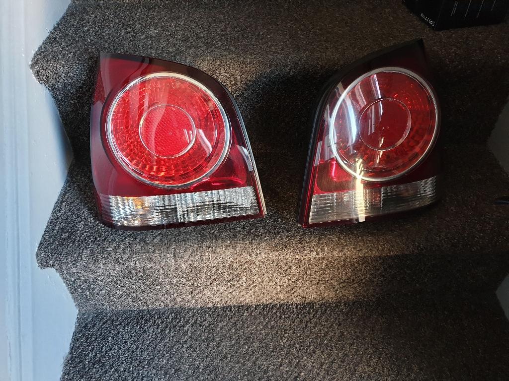 Polo rear lights
