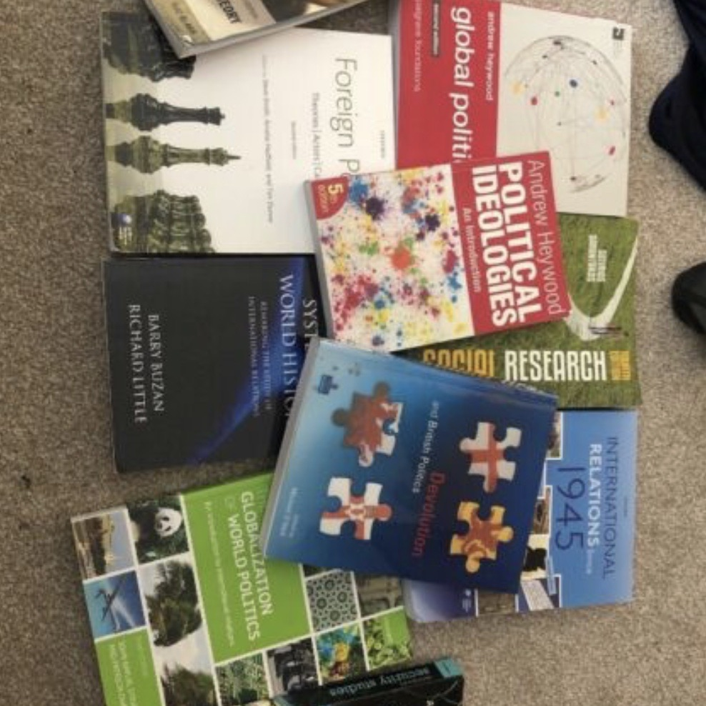 International Relations Academic Books