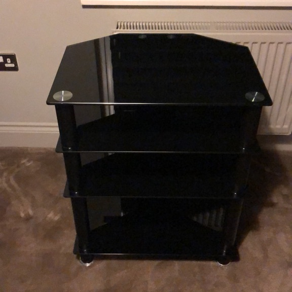 Tv/Stereo Glads stand