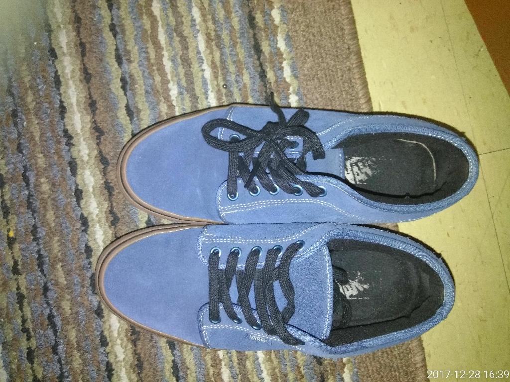 Size 9.5 Vans