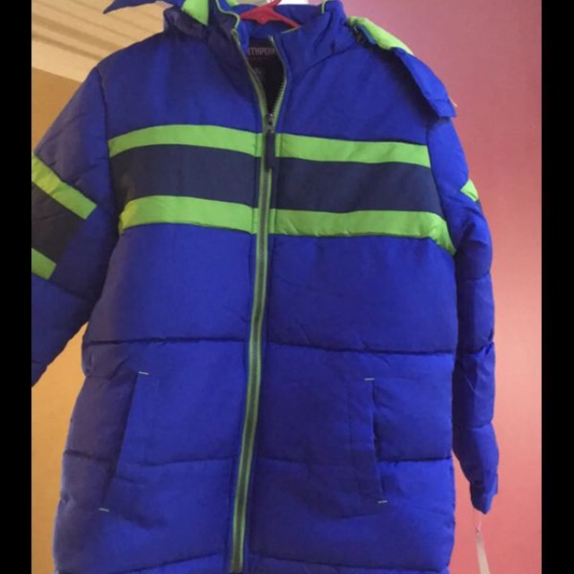 Jacket for boys size 10/12