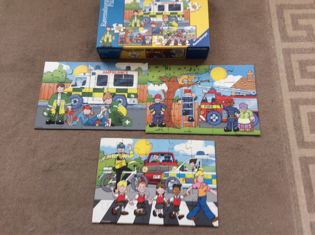 Children jigsaw puzzle