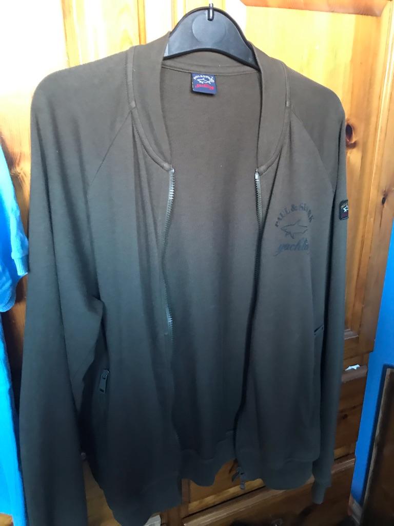 Paul and shark jacket