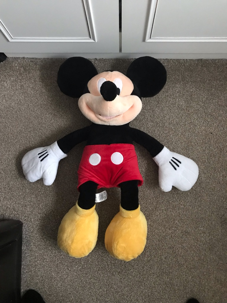 Large Mickey Mouse