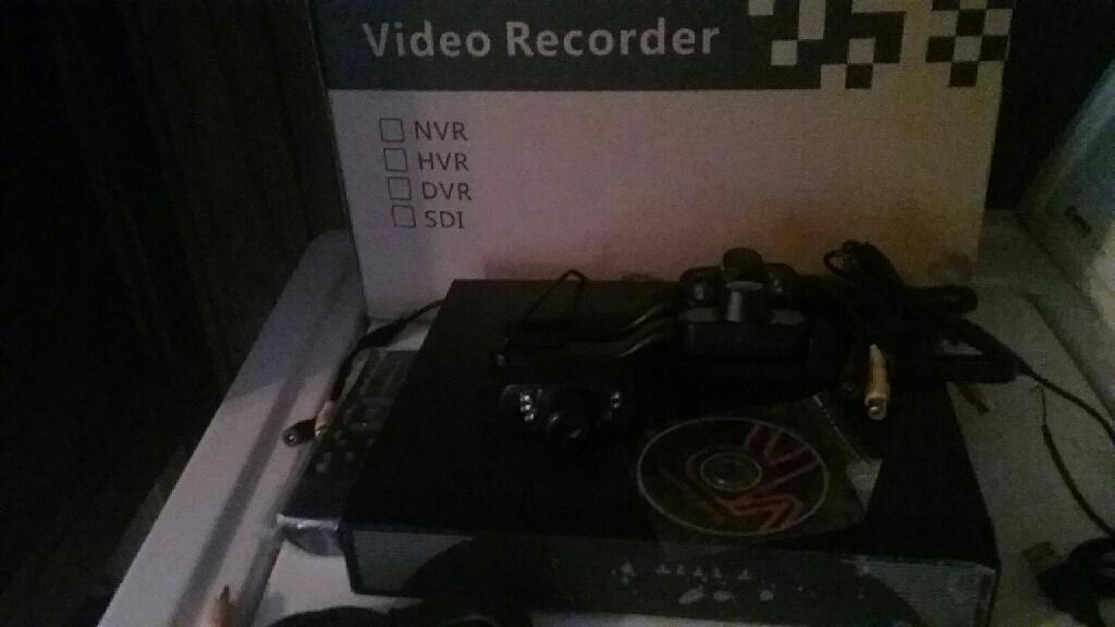 Surveillance recorder