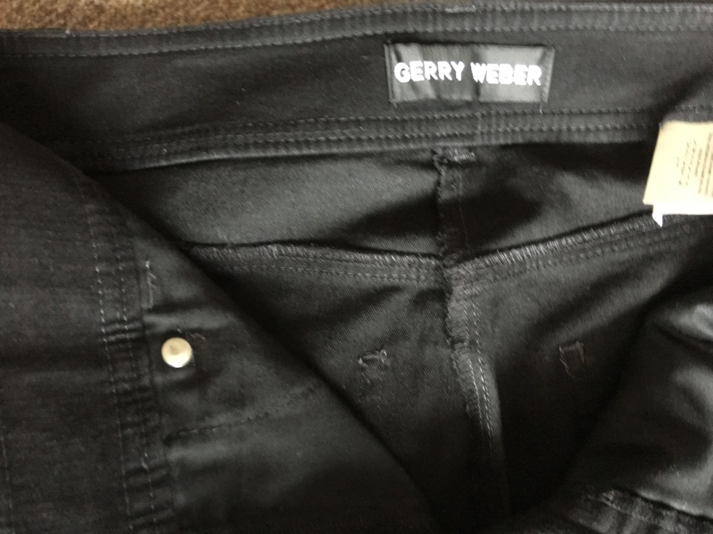 Gerry Weber black jeans-lady's