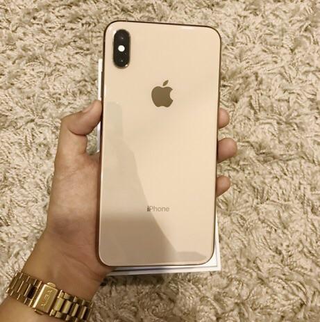 IPhone XS Max Gold 512GB (Unlocked)