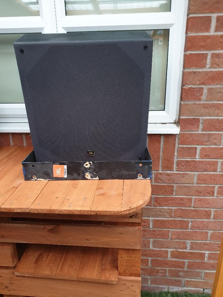 Jbl 8340 Surround Sound Professional cinema Speaker