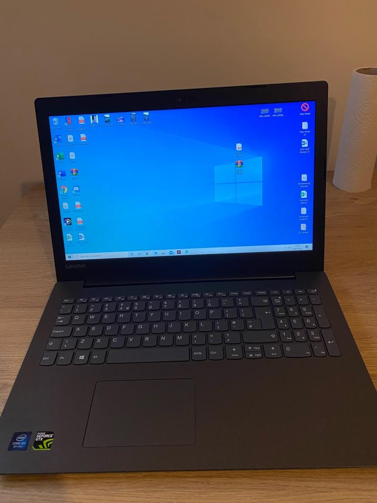 Lenovo gaming intel i5 gtx1050 laptop
