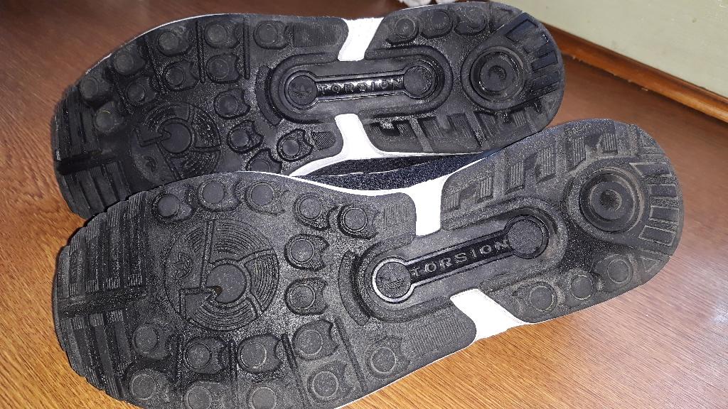 Adidas Torsion ZX Flux trainers