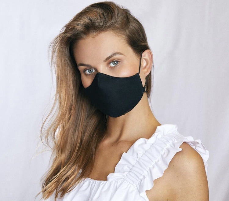 Face mask 10% off using my code below