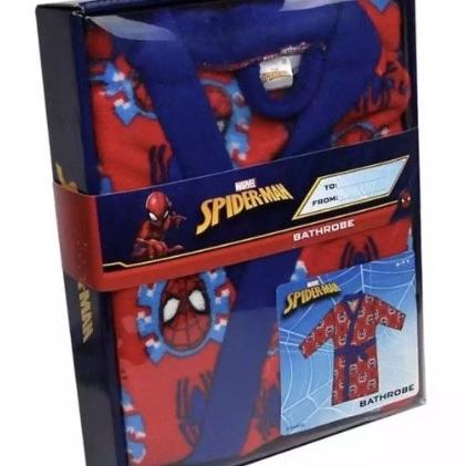Spider-Man dressing gown gift set | Village