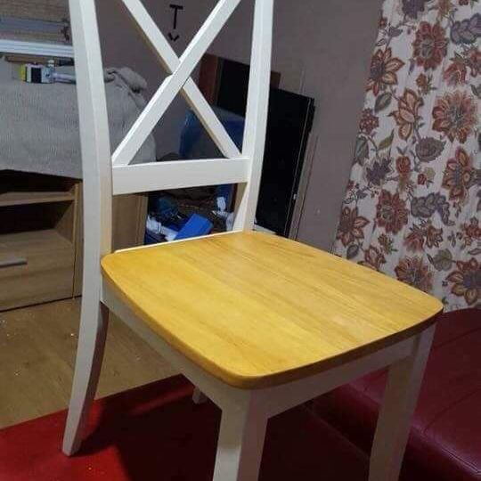 Brand new 4 chairs £150