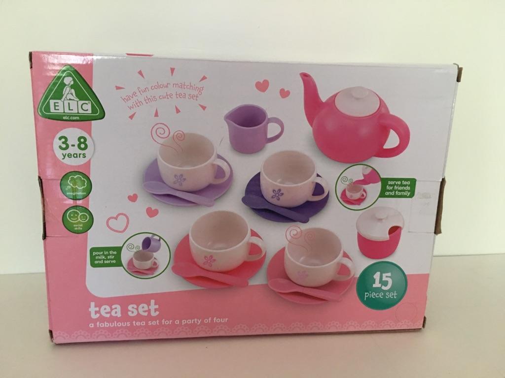 ELC Toy Tea Set - NEW