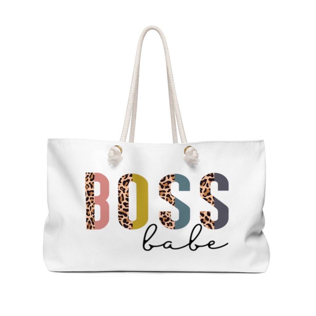Boss Babe Weekender Bag