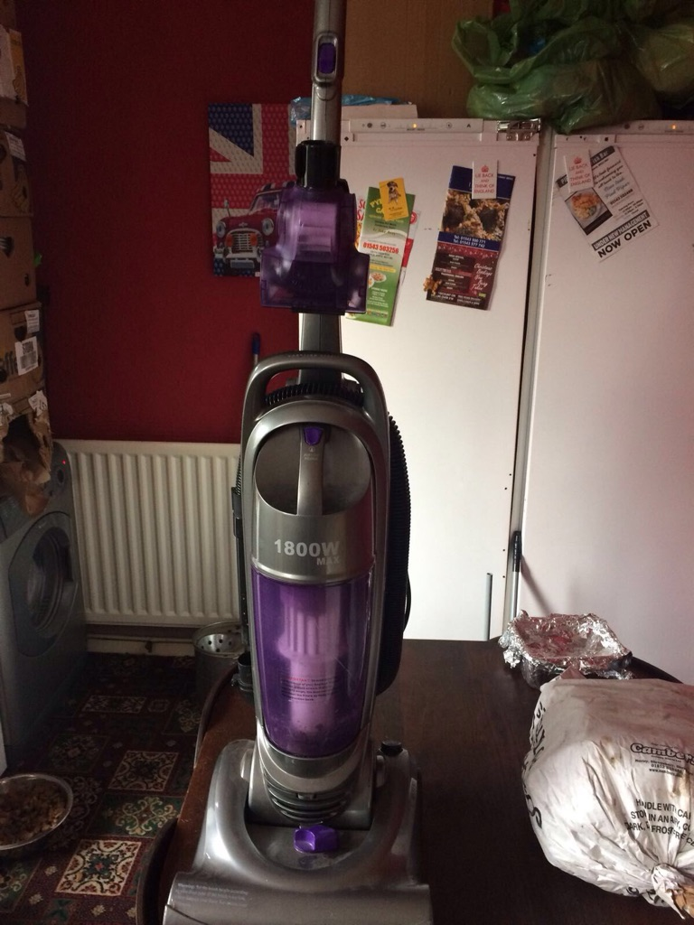 Tesco upright hoover