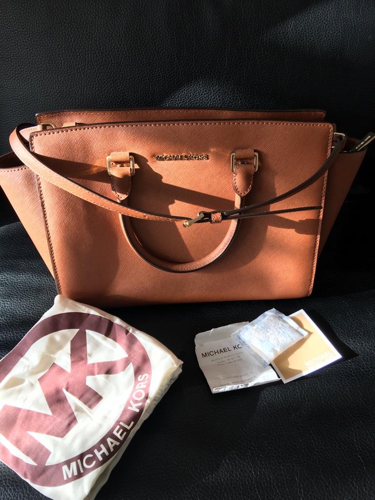Michael Kors Medium Selma handbag