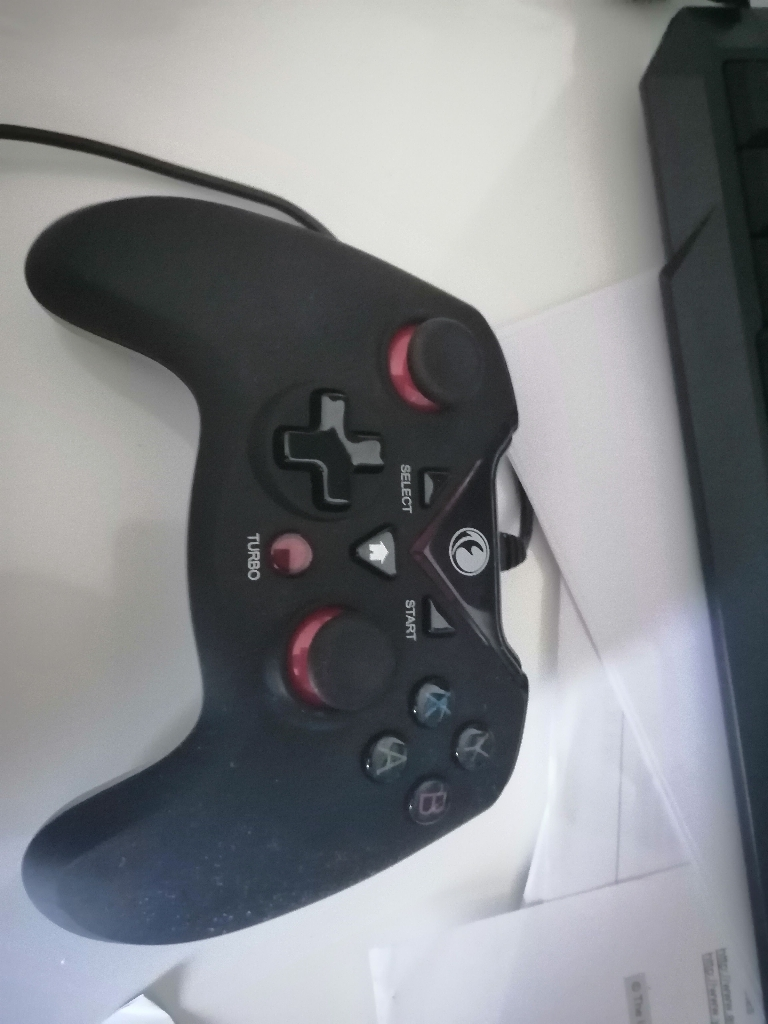 Gaming controller for PC