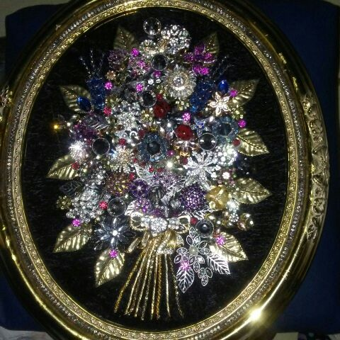 Framed Jewels