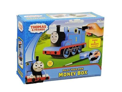 Thomas & friends paint your own money box