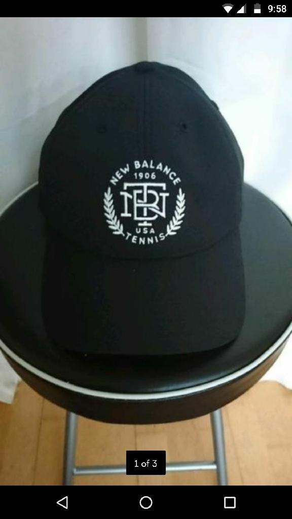 New Balance Unisex Baseball Cap BRAND NEW Not Gucci