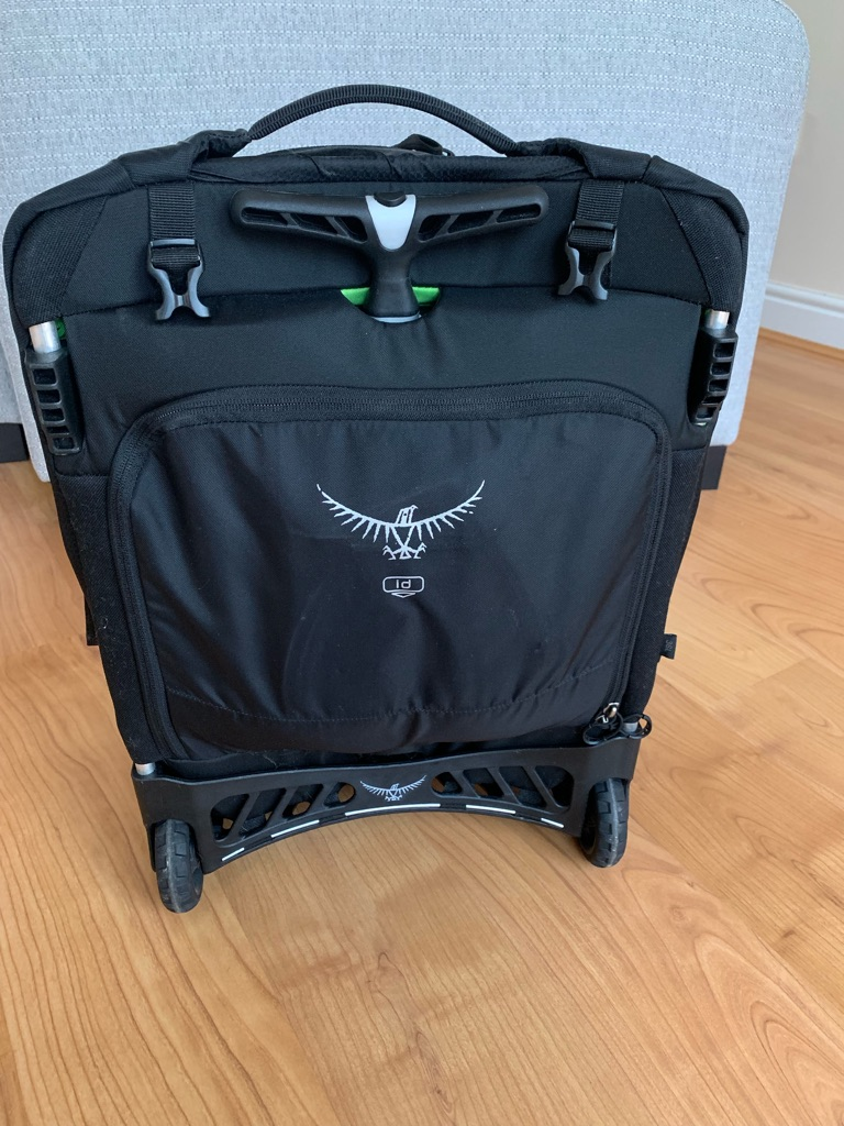 Osprey Ozone Convertible 36L Suitcase