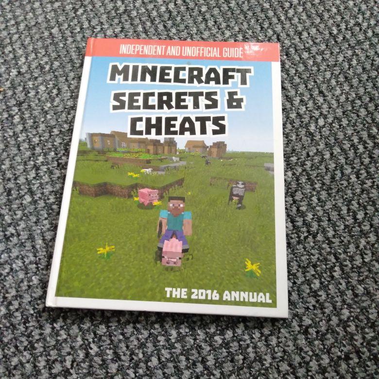 Minecraft secrets & cheats